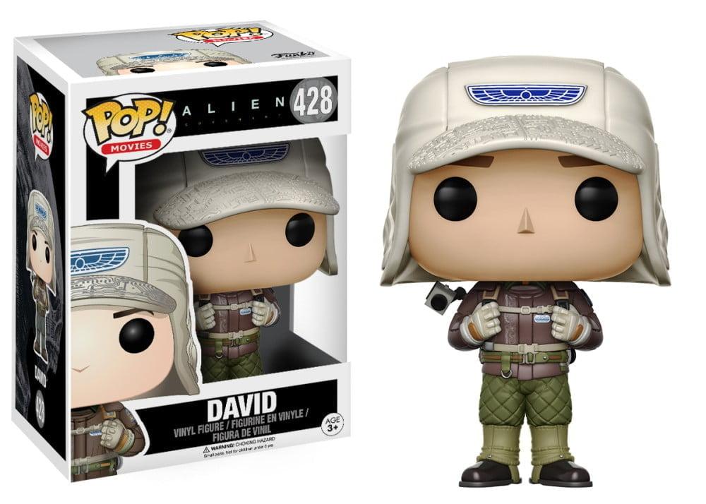 Funko Pop Movies: Alien: Covenant - David (Rugged Gear)