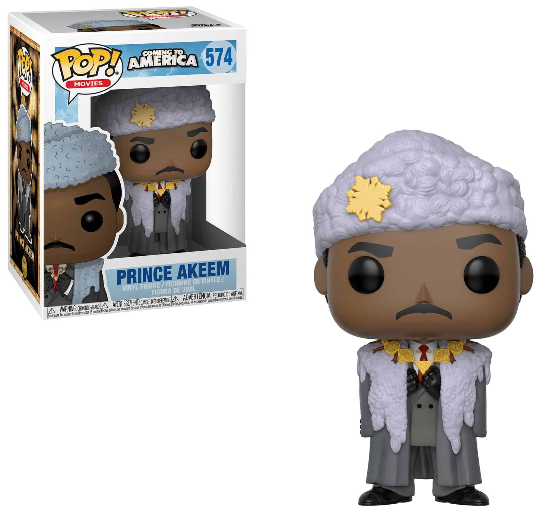 Funko POP! Movies: Coming to America - Prince Akeem Joffer