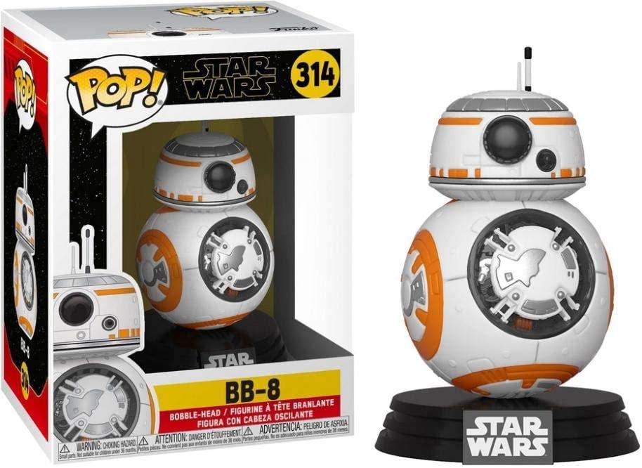 Funko Pop! Star Wars: Episode 9, Rise of Skywalker - BB-8