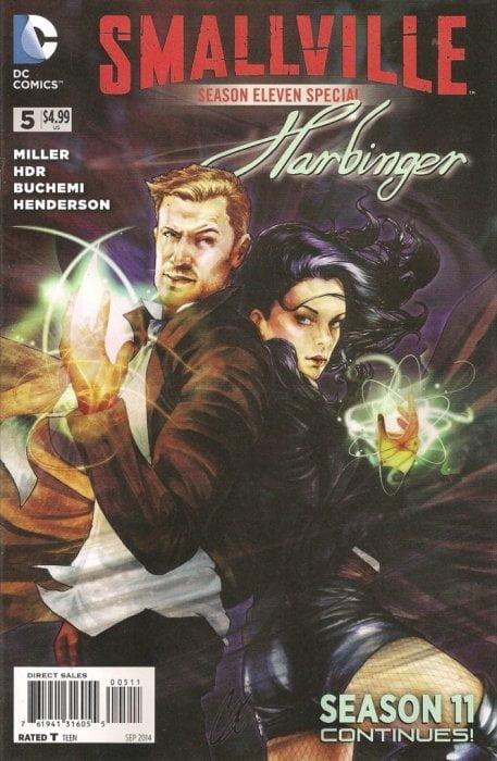 Smallville: Harbinger (Season 11 Special #5)