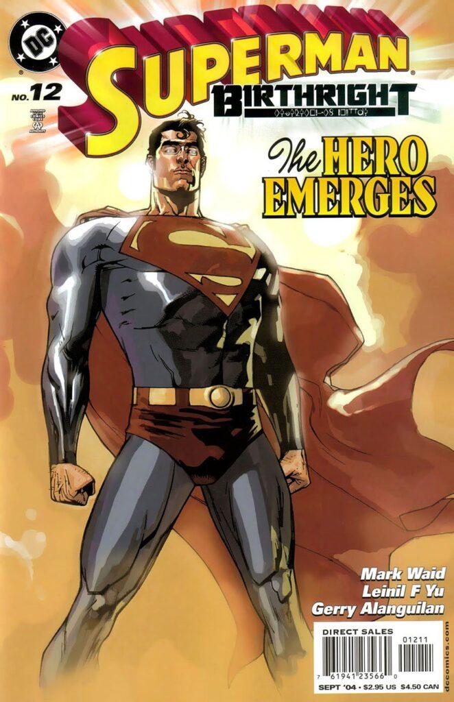 Superman: Birthright (2003) #12