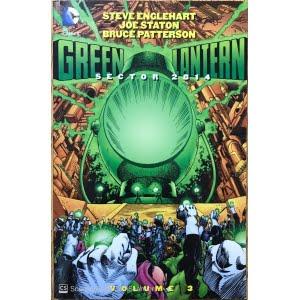 Green Lantern: Sector 2814 Vol. 3 - Very Fine