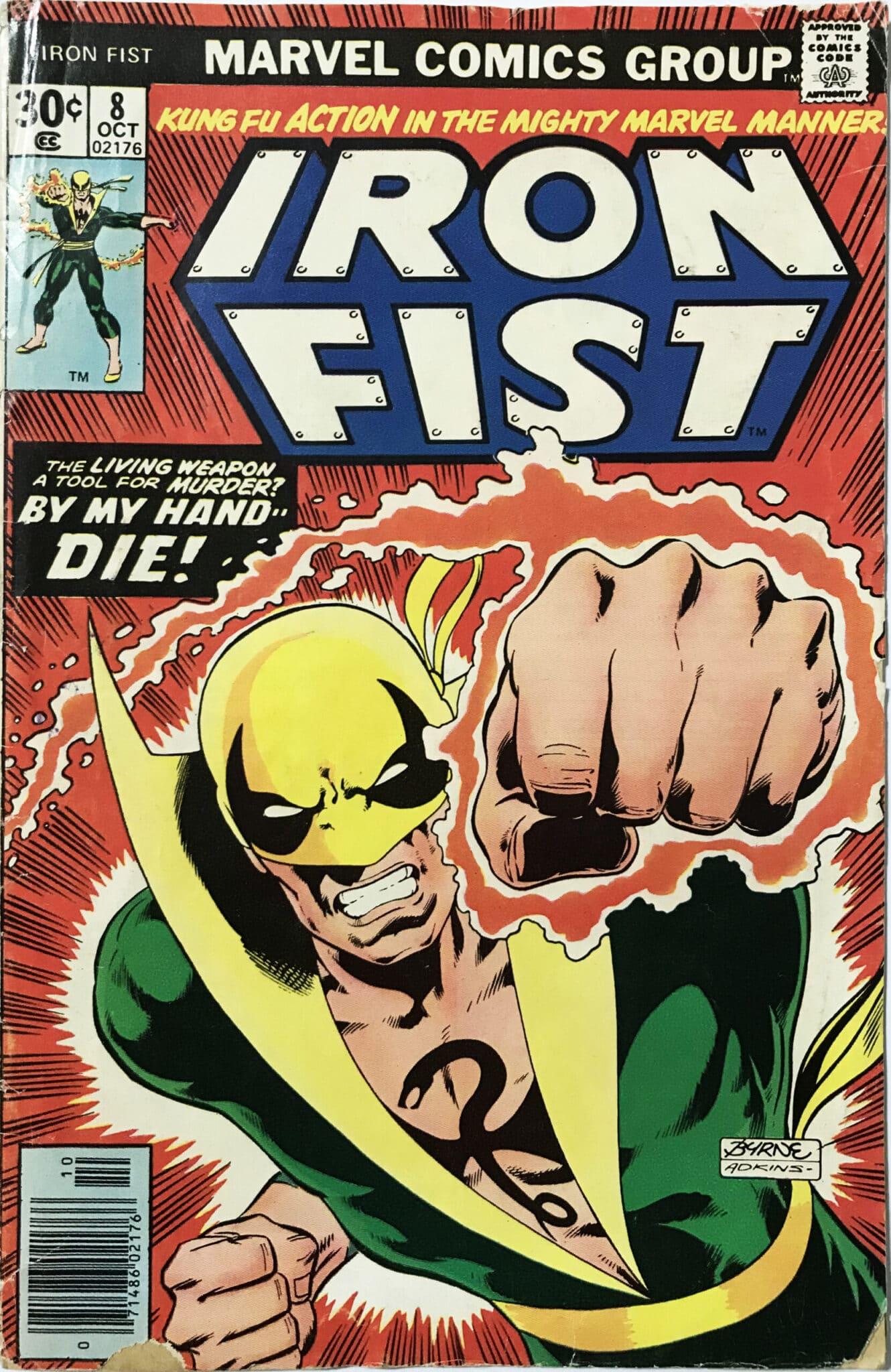Iron Fist Vol. 1 (1975-1977) #8 - Fair