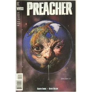 Preacher (1995-2011) #40 - Very Fine
