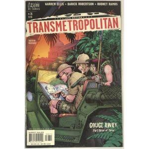 Transmetropolitan (1998-2002) #36 - Fine