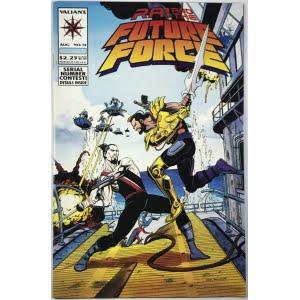 Rai and the Future Force (1992-1995) #12 - Fine