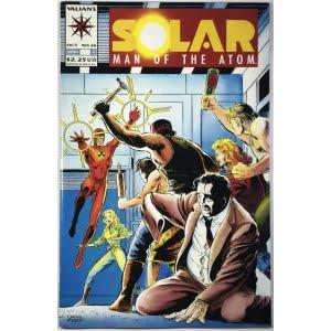 Solar, Man of the Atom Vol. 1 (1991-1996) #26 - Fine