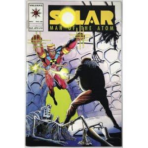 Solar, Man of the Atom Vol. 1 (1991-1996) #28 - Fine