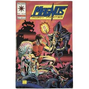 Magnus, Robot Fighter Vol. 2 (1991-1996) #24 - Very Fine