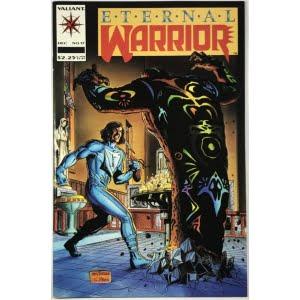 Eternal Warrior Vol. 1 (1992-1996) #17 - Very Fine