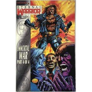 Eternal Warrior Vol. 1 (1992-1996) #31 - Very Fine
