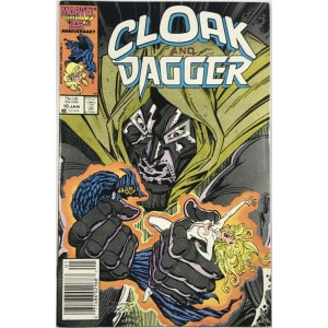 Cloak and Dagger Vol. 2 (1985-1987) #10 - Fine