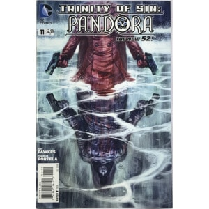 Trinity of Sin: Pandora (2013-2014) #11 - Fine