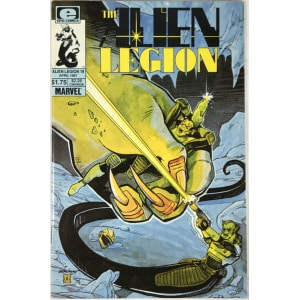 Alien Legion Vol. 1 (1984-1987) #19 - Fine