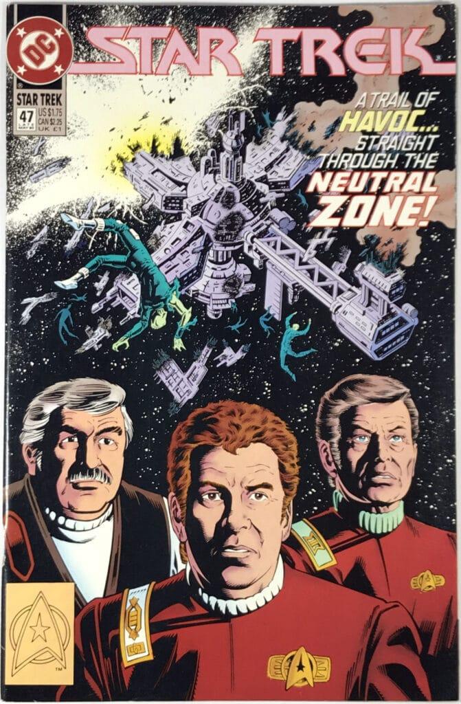 Star Trek المجلد 4 (1989-1996) العدد 47 - حسن 1