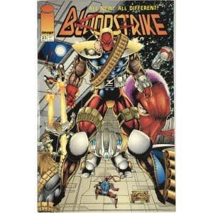 Bloodstrike (1993-1995, 2012) #25 - حسن جدا