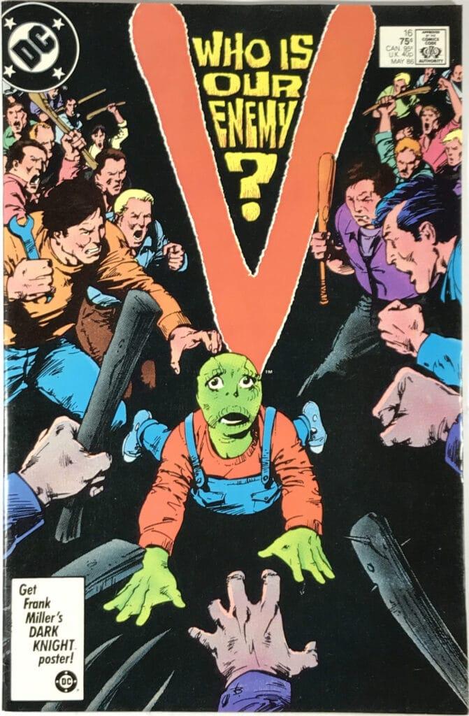 V (1985-1986) #16 - Good