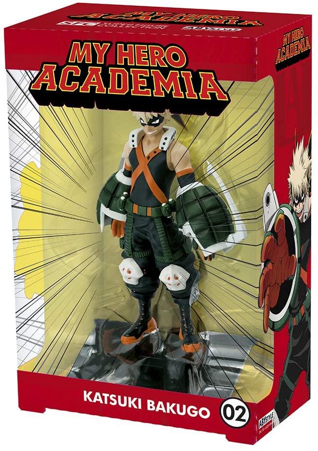 ABYstyle My Hero Academia - Katsuki Bakugo Figurine (SFC Figure #002)