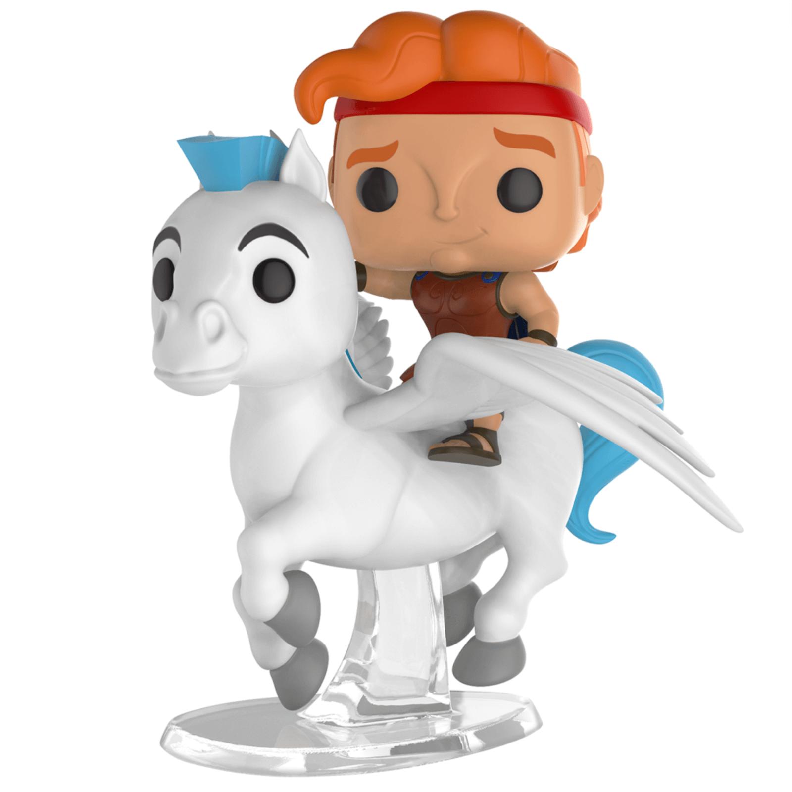 Funko Pop! Rides Disney: Hercules - Hercules & Pegasus Vinyl Figure