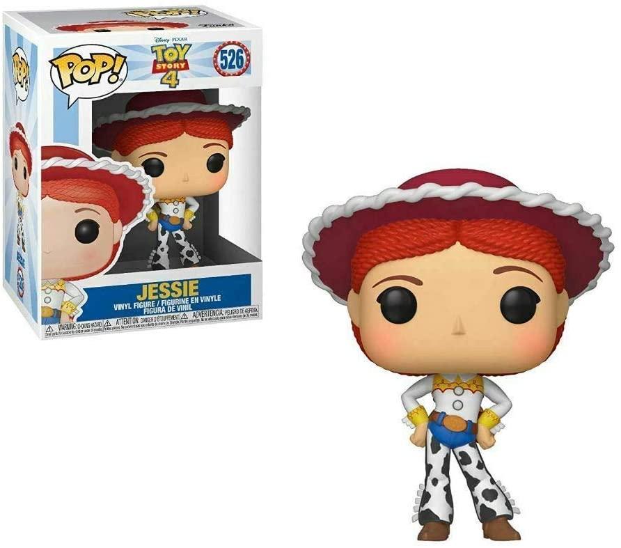 Funko Pop! Disney: Toy Story 4 - Jessie Vinyl Figure