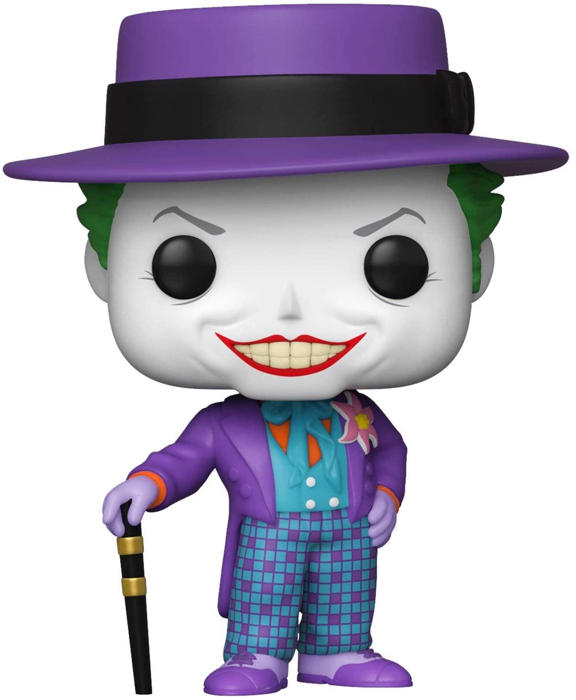 Funko Pop! Heroes: Batman 1989 - The Joker Vinyl Figure