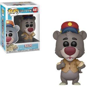 Funko Pop! Disney: Talespin - Baloo Vinyl Figure