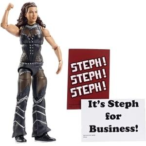 WWE® Stephanie McMahon™ Elite Collection Action Figure