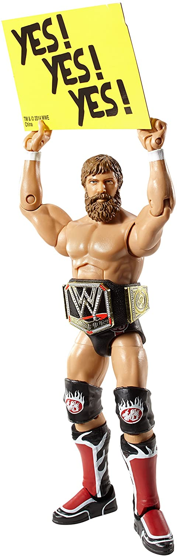 WWE® Daniel Bryan™ Elite Collection Action Figure 1