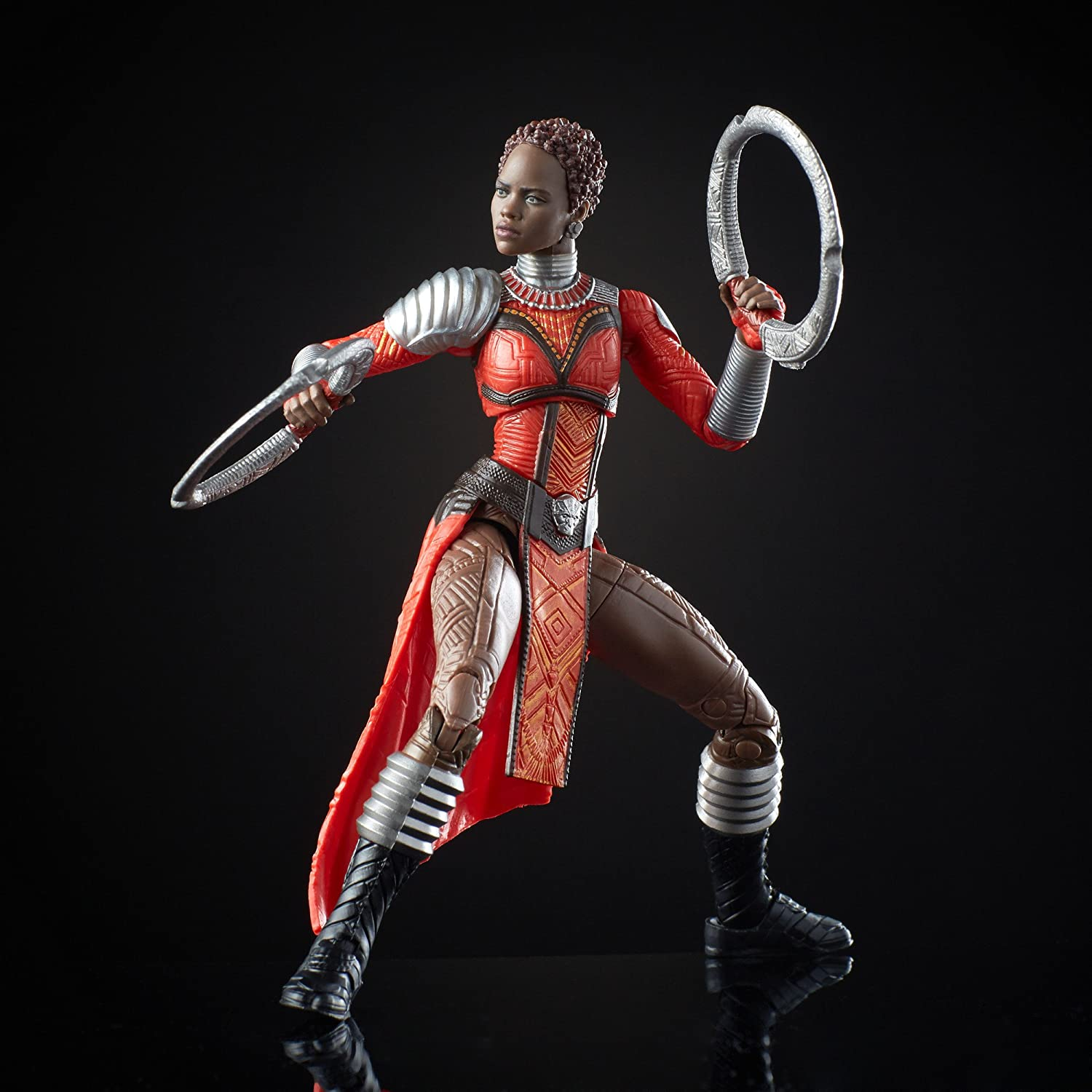Hasbro Marvel Legends Series Black Panther Collection 6-inch Nakia Action Figure Toy