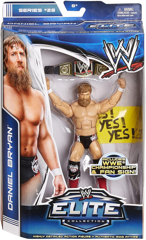WWE® Daniel Bryan™ Elite Collection Action Figure 6