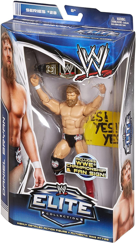 WWE® Daniel Bryan™ Elite Collection Action Figure 5