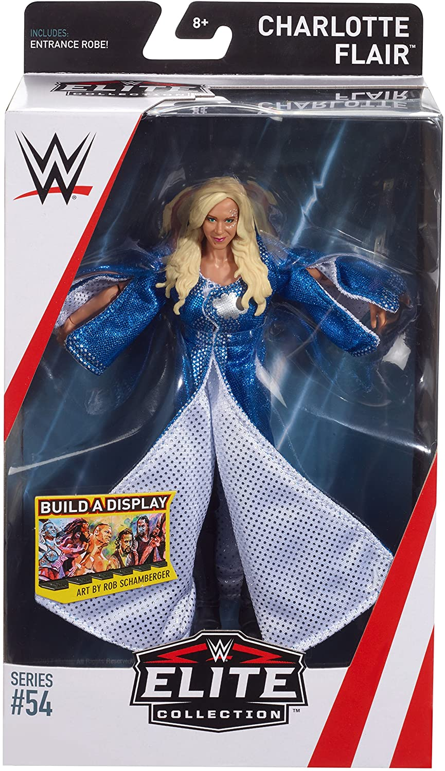 WWE® Charlotte Flair™ Elite Collection Action Figure
