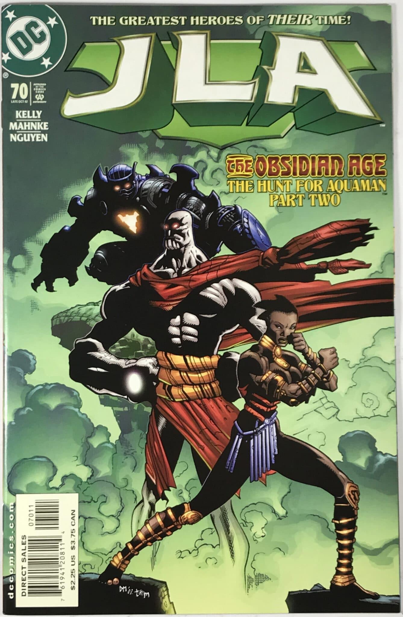 JLA (1997-2006) #70 Comic Book - Very Fine 1