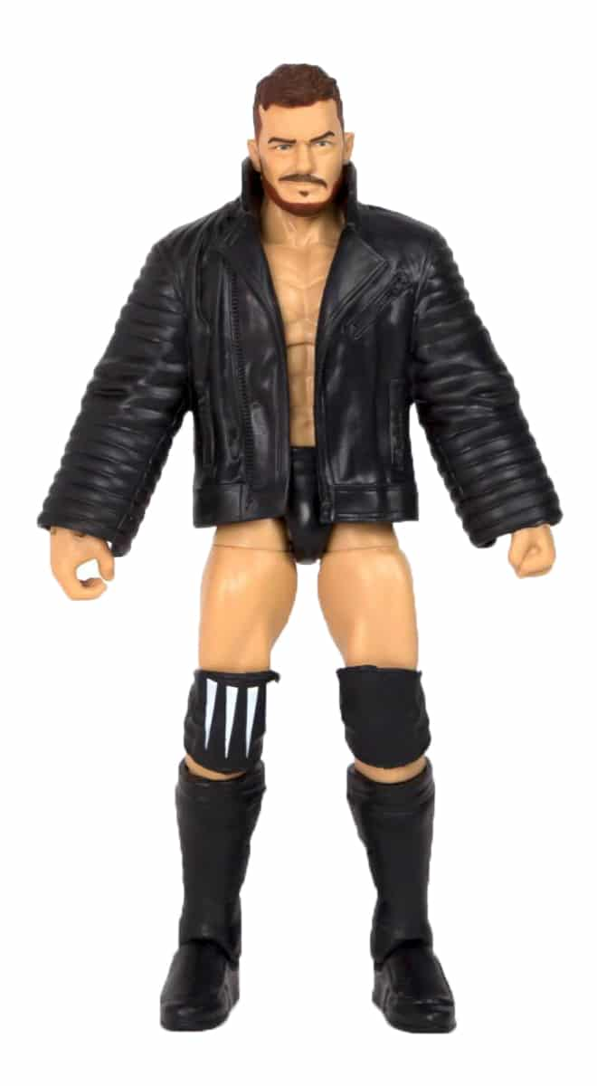 """Balor Club"" Finn Balor - WWE Elite Ringside Exclusive 1"