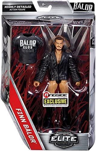 """Balor Club"" Finn Balor - WWE Elite Ringside Exclusive 4"