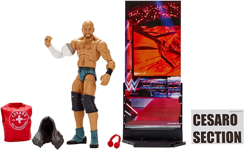 WWE Elite Collection Cesaro Action Figure 1