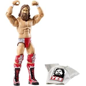 WWE Wrestling Elite Collection Series 38 Daniel Bryan Action Figure