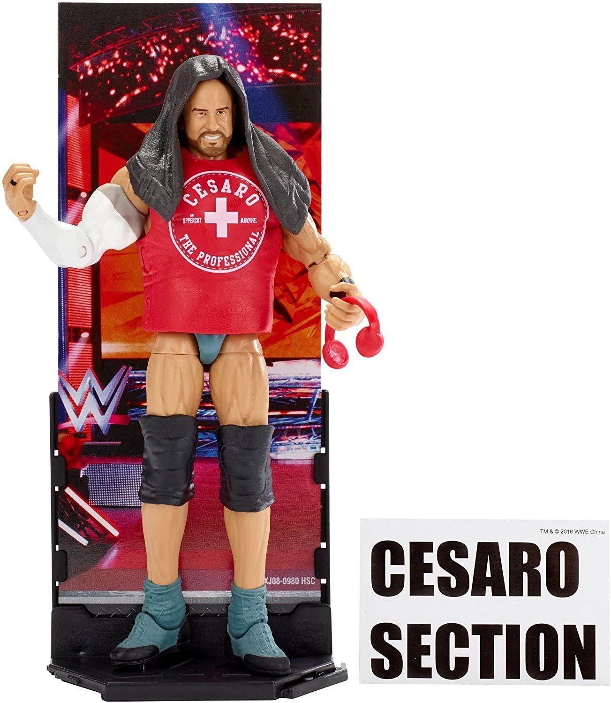 WWE Elite Collection Cesaro Action Figure