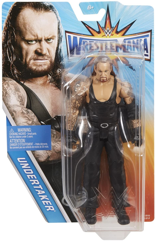 WWE Wrestling WrestleMania 33 Undertaker Action Figure 3