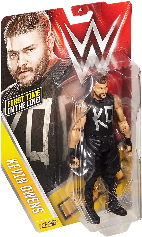 WWE Wrestling Series 58 Kevin Owens Action Figure