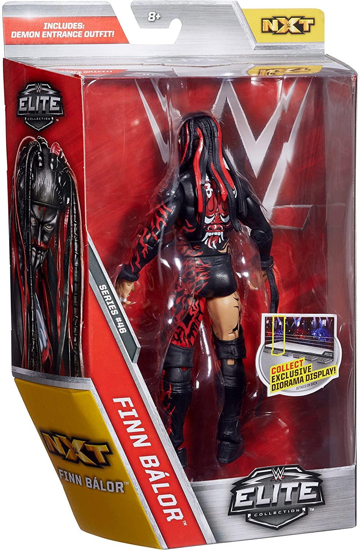 WWE Wrestling Elite Collection Series 46 Finn Balor Action Figure 5