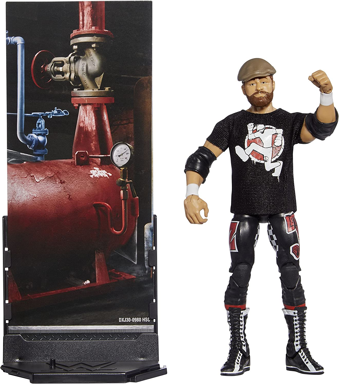 WWE Sami Zayn ELITE Collection Action Figure