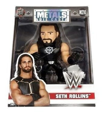 "WWE Metals Die Cast 4"" Seth Rollins Figure (M210)"