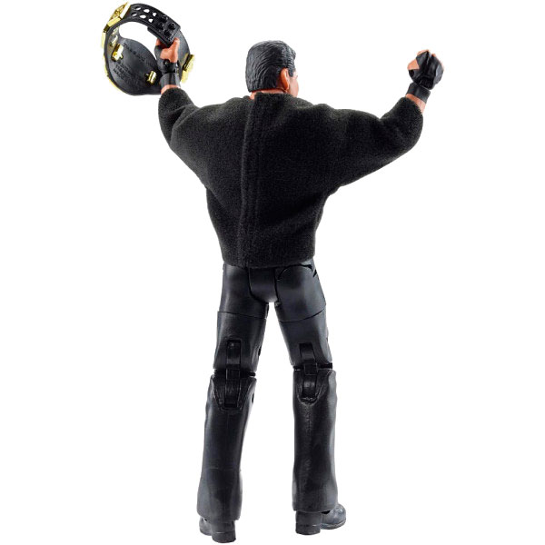 WWE Wrestling Elite Network Spotlight Mr. McMahon Exclusive Action Figure