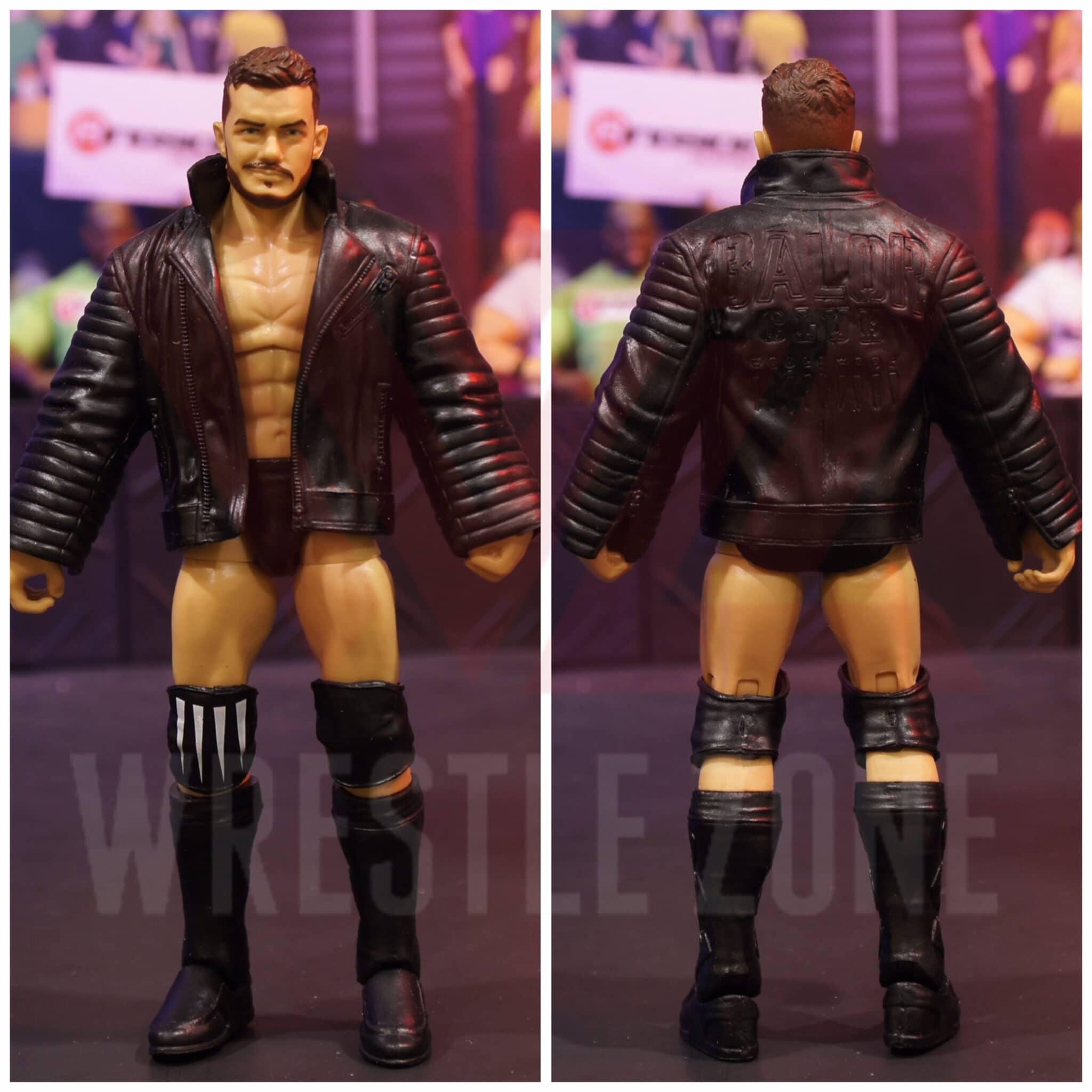 """Balor Club"" Finn Balor - WWE Elite Ringside Exclusive 2"