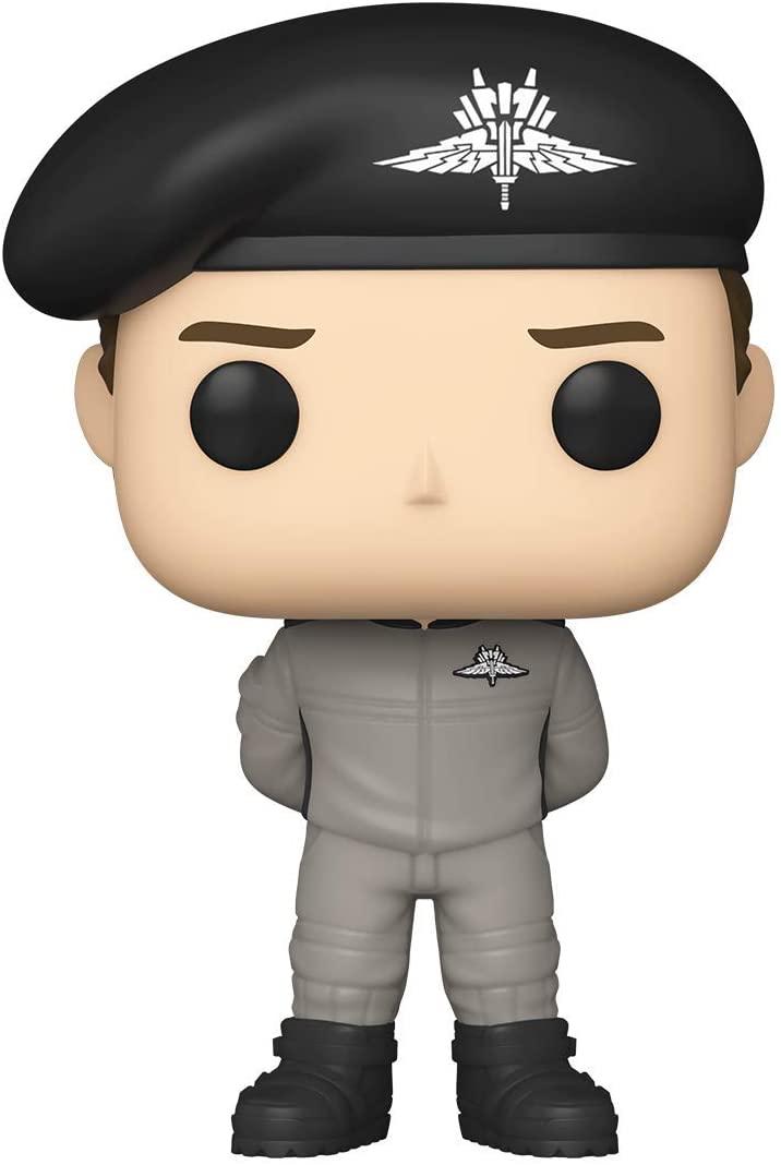 فانكو بوب! أفلام: جنود المركبة الفضائية - جوني ريكو, مجسم فينيل